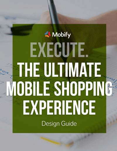 The Ultimate Mobile Shopping Guide