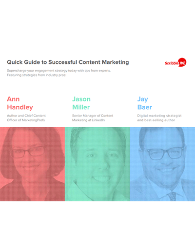 Quick Guide to Successful Content Marketing
