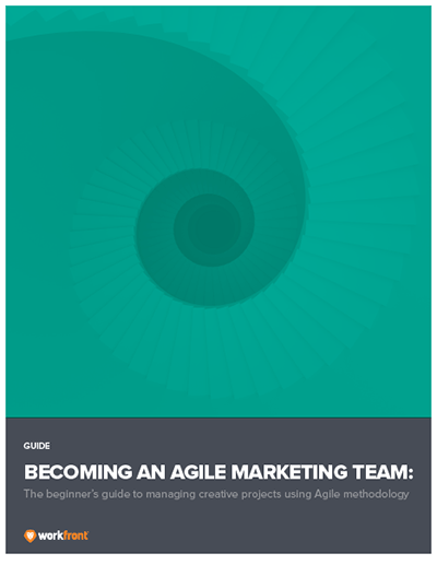 Becoming an Agile Marketing Team Guide